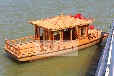 楚风木船出售观光休闲旅游服务类船总代直销