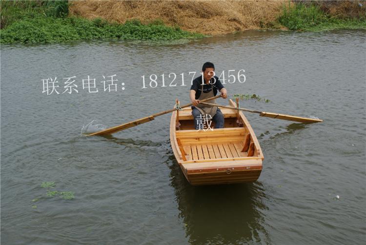 安徽木船多少钱/景区观光船/小木船/手划船/小渔船-小渔船报价 厂家图片