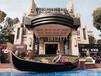 厂家供应贡多拉木船广东深圳贡多拉玻璃钢船刚朵拉价格合理欢迎咨询