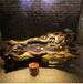 鸡翅木根雕茶桌茶几265-164-73中式复古风