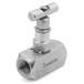 美国世伟洛克Swagelok碳钢一般用途针形阀,1/4inNPT内螺纹,020in(50mm)通径