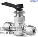 上海诺厚流体供应美国swagelok拨动开关针型阀SS-1GS4