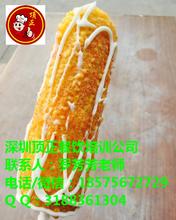深圳顶正脆皮玉米小吃培训教学学习脆皮玉米在哪里