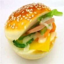 精美仿真食品模型,仿真汉堡模型,批发定制