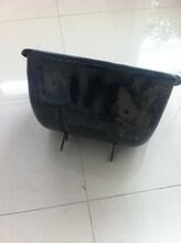 钢板母猪食槽产床定位栏专用食槽单孔食槽母猪补食槽福临全面供应