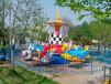 童星游乐设备排行榜之一的游乐设施自控飞马