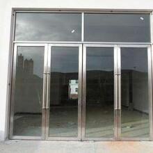 天津红桥区安装玻璃门,天津玻璃门优哪些材质图片