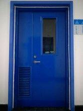 天津河东区安装钢制防火门,天津定制甲级乙级防火门图片