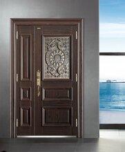 天津河西区定制楼宇对讲门安装办公室防盗门图片
