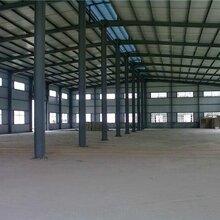天津东丽区安装钢结构厂房制作钢结构库房图片