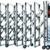 开发区安装无轨伸缩门价格,天津专业定制不锈钢伸缩门
