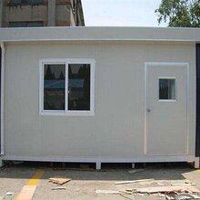 天津大港区制作岩棉彩钢房,天津承接安装复合板彩钢房现场安装方案图片