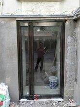 天津大港區定制不銹鋼玻璃門廠家天津承接安裝鋼化玻璃門價格圖片