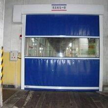 天津东丽区堆积快速门定制天津承接安装硬质快速门优质厂家图片