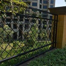 天津武清区定制铁艺围栏厂家天津安装铁艺围墙护栏图片