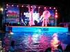 中山舞台搭建、LED投影灯光音响、庆典仪式物料租赁LED屏幕租赁