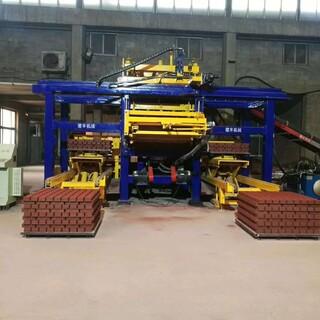 植草护坡砖机,手自动一体机天津建丰砖机厂家图片6