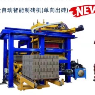 植草护坡砖机,手自动一体机天津建丰砖机厂家图片1