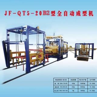 植草护坡砖机,手自动一体机天津建丰砖机厂家图片2