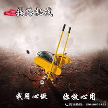 山东DQG-3.0锯轨器垂直度不够切轨机本田发动机
