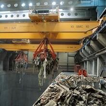 QZ5-20吨抓斗桥式起重机抓斗双梁桥式起重机图片