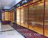 广西南宁厂家批发钛合金展柜精品展示柜药品展柜汽车精品柜模型手办展示柜!
