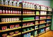 广西南宁钢木货架商超货架进口食品超市货架