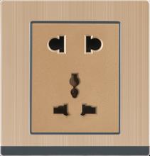 工程家用开关插座批发质量保证量大从优河北墙壁开关插座厂家