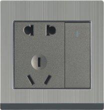 南京墙壁开关插座厂家批发墙壁开关插座低价出售