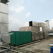 家具厂喷漆废气处理UV光催化氧化设备