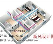 武汉松下家用新风系统安装、武汉家用中央新风系统安装图片