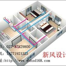 武汉松下壁挂式新风系统、武汉无管道新风系统图片