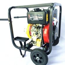 2寸柴油机抽水泵图片