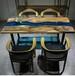 胡桃木实木大板桌简约现代风格禅意空间