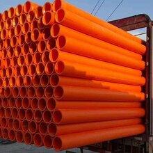 上海周边生产MPP电力管厂家润硕管业专业生产各类管材图片