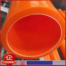 江苏润硕厂家直销MPP电力管电力工程专用保护套dn250mpp电力管供应图片
