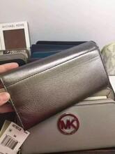 国内现货Michaelkors#长款荔枝皮皮夹顺丰包邮到手RMB650