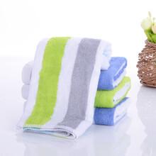 邹平宝蕴供应竹纤维毛巾浴巾方巾童巾