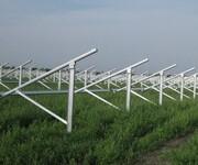 可调节分布式光伏支架,太阳能光伏支架图片