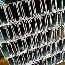 绥化光伏支架厂家,定做镀锌型钢支架铝合金光伏支架图片