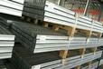 镀锌光伏支架-管桩支架配件加工湖南厂家