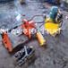 优质供应手电一体压链机履带链轨拆装机
