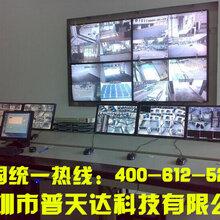42寸液晶监视器,专业监控电视墙,液晶监视器厂家图片