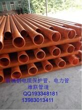 重慶玻璃鋼電力管生產廠家圖片