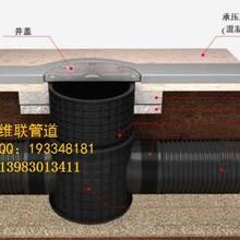 重庆HDPE注塑一体检查井厂家