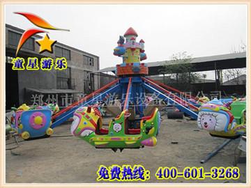 儿童公园游乐设备童星游乐自控喜羊羊游乐设备量大从优