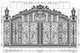 连云港庭院大门图片_设计图_细节图_效果图_CAD施工图