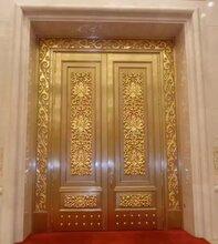 铜门窗型材图片