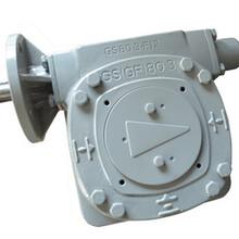 供应原装西博思GS160,GS125直连式减速箱