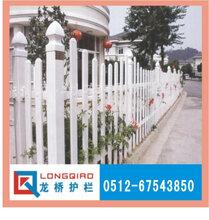 扬州PVC护栏扬州塑钢围墙护栏龙桥护栏厂家直销图片